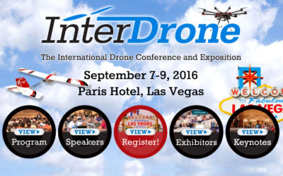 My 5 Favorite Experiences At InterDrone 2016