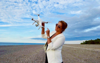 Training Drone Pilots Is Her Passion