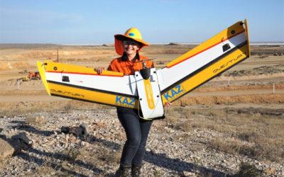 QuestUAV – Drone Girls vs Drone Boys