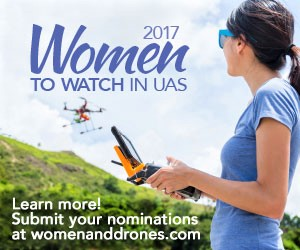 2017 Women to Watch in UAS – Nomination Process is Open!