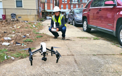 Drones in the construction industry with Taylor Mitcham (Podcast)