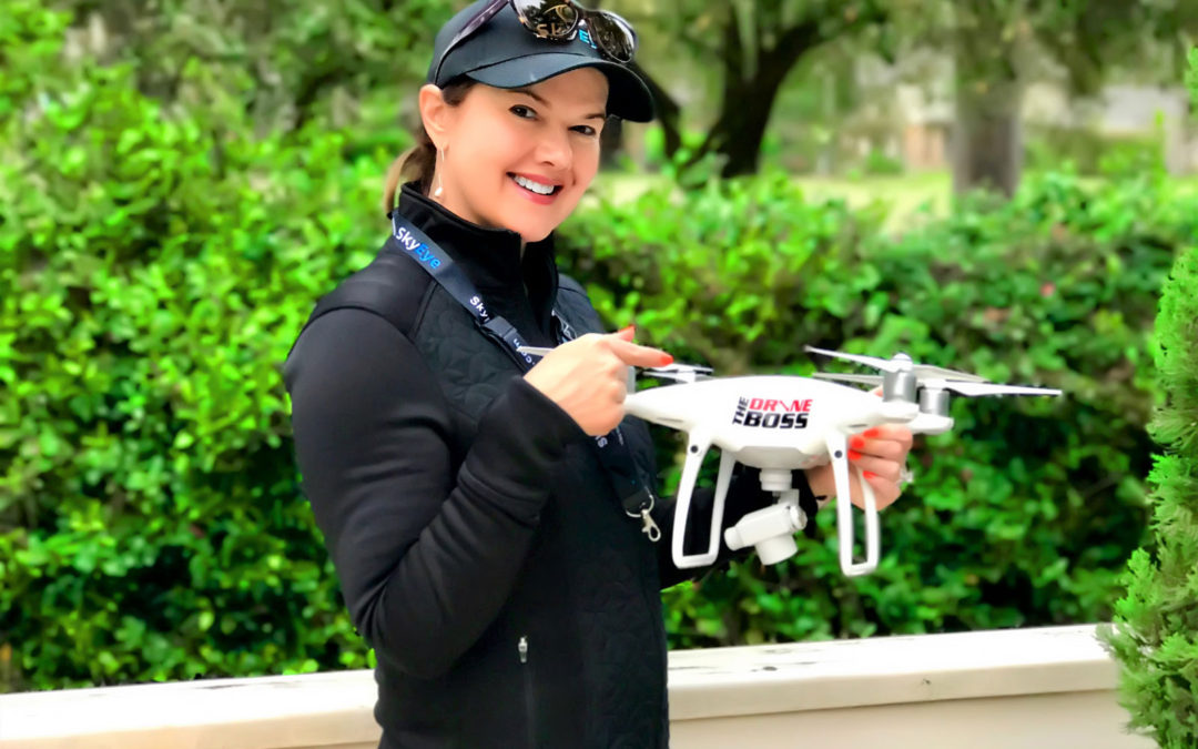 Empowering Drone Entrepreneurs