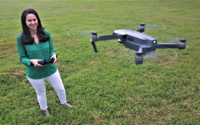 Diapers and Drones with UAV Coach Lana Axelrod (Podcast)