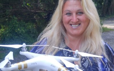 """Drones In Education"" with Dr. Laura Zieger (Podcast)"
