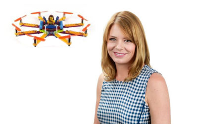 Her Drone Kit for Kids