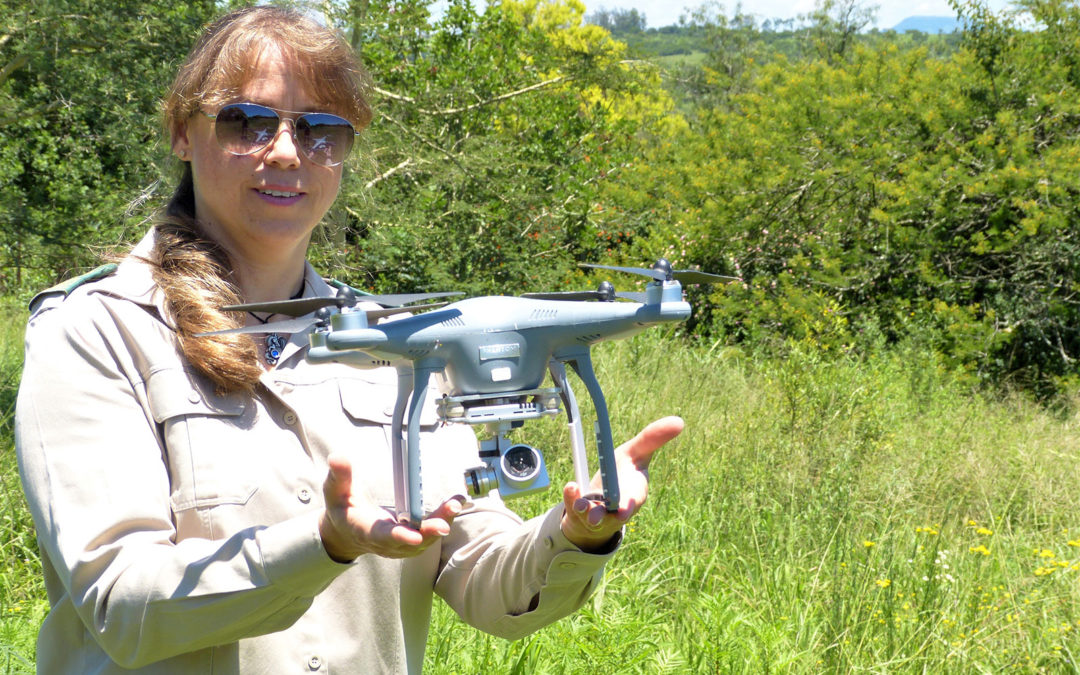 Drones For Good in South Africa's Biodiversity Hotspot