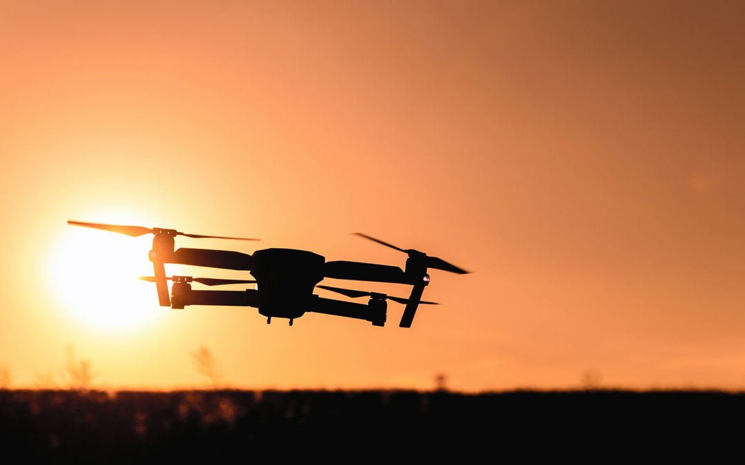 Women, Drones And The Year Ahead