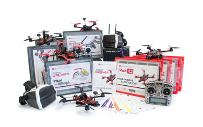 Discover Drones: Build, Train, Fly and Race!