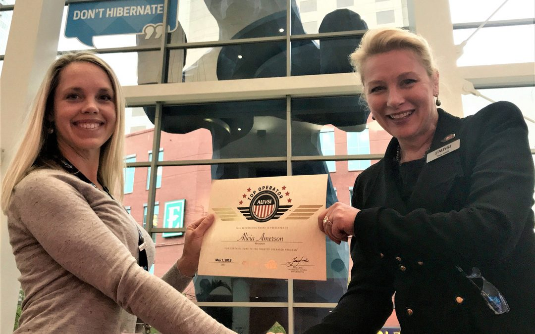 San Diego Marine Biologist Awarded for Creating International Drone Operational Protocols to Protect Wildlife