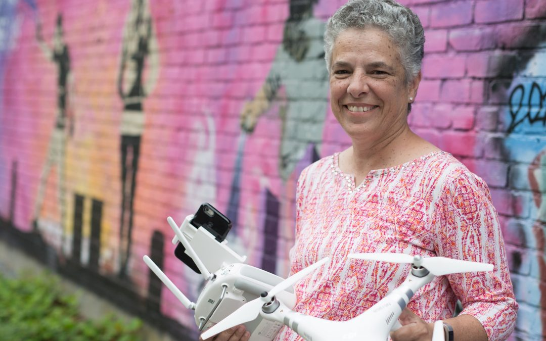 Wonder in Their Eyes: Drones for Education and Environmental Science