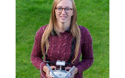 Her Research Has Led To The Development of A Rescue Drone Awareness Course