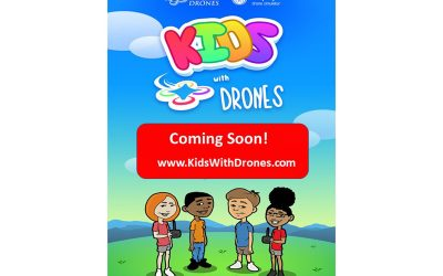 Kids With Drones!