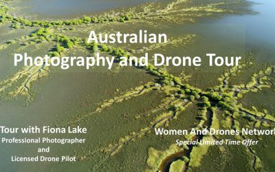 Australian Photography and Drone Tour