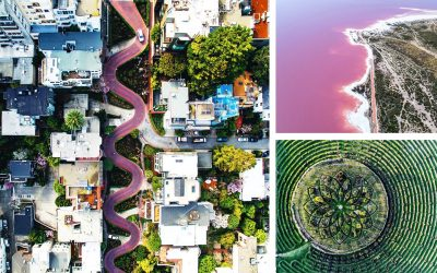 Aerial Photo Prints by Kara Murphy
