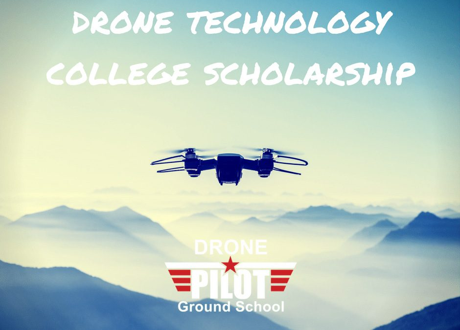 Scholarship Opportunities for Student Drone Pilots