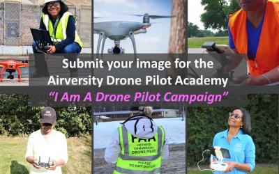 I am A Drone Pilot Campaign