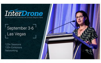 Meet us in Las Vegas at the 5th Annual InterDrone Women In Drones Luncheon
