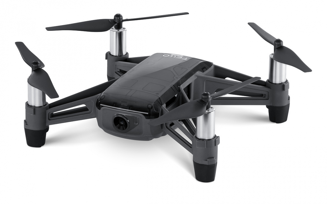 DJI Tello EDU: A Drone for the Classroom - Women And Drones