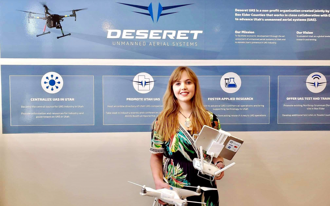 High School Senior, Girl Scout and UAV Pilot