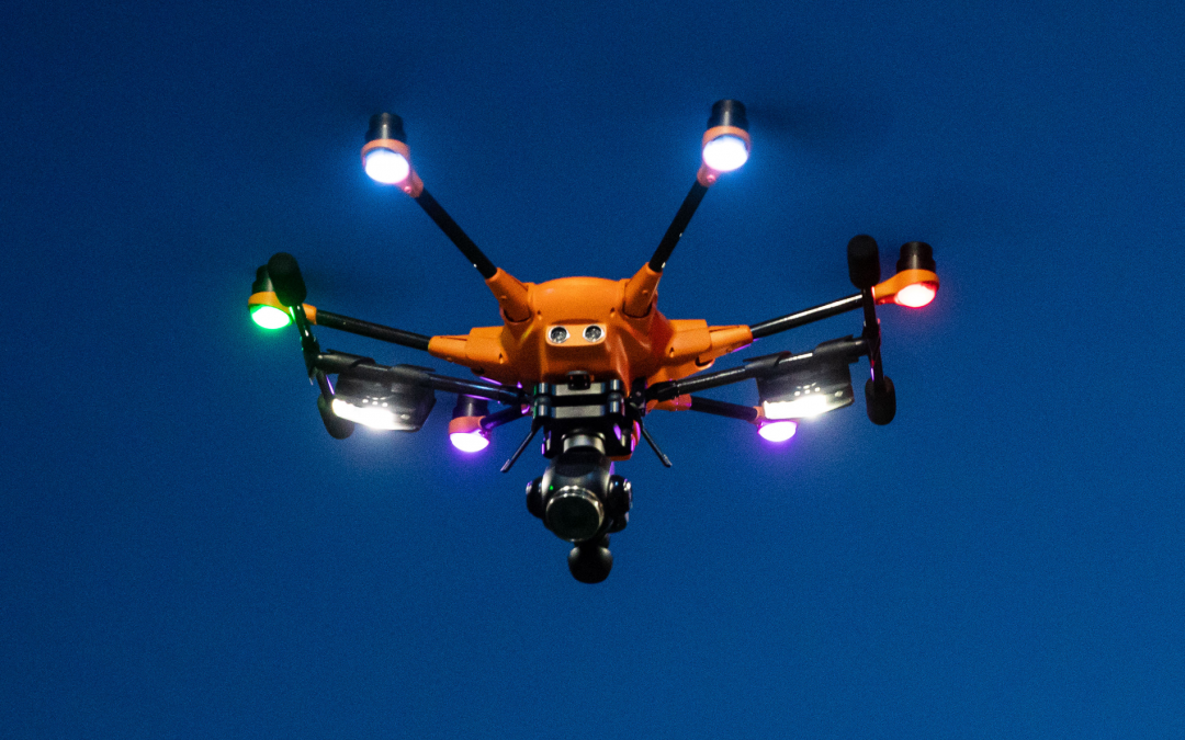 Types of Drone Lights