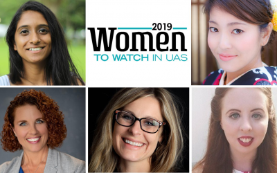 The 2019 Women To Watch In UAS List