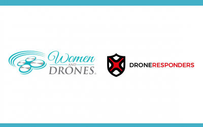 Women And Drones Partners with DroneResponders