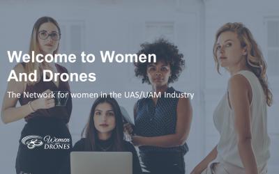 AirMap, Pix4D, DJI partner with Women and Drones
