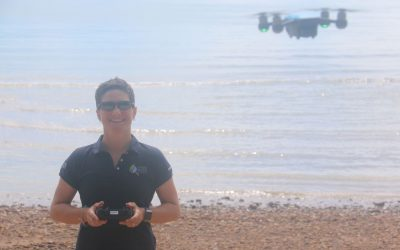 Drones and Our Geospatial Future
