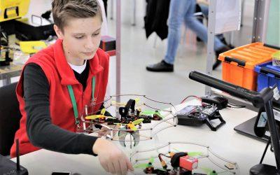 Education and Industrial Autonomous Drones