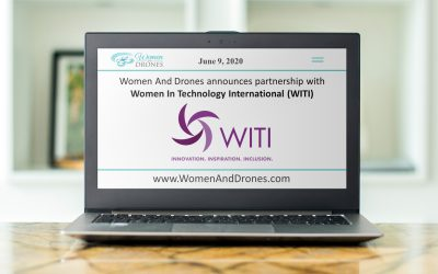 WITI, Women and Drones Announce New Collaboration