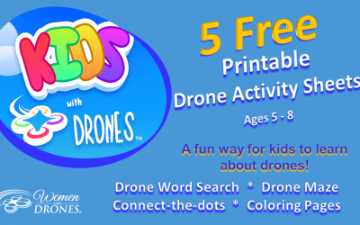 Free Printable Drone Activities For Kids