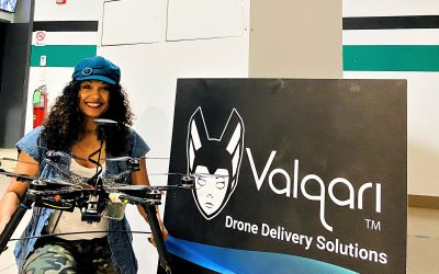 Her Next Challenge Is To Become A Drone Pilot