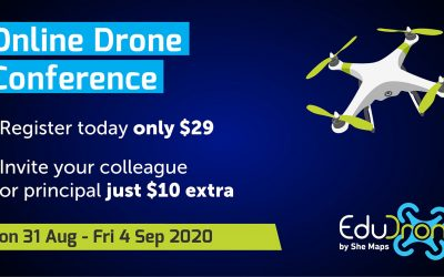 EduDrone Conference August 31 – September 4