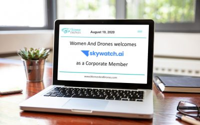 Skywatch.AI Joins Women And Drones As New Corporate Member