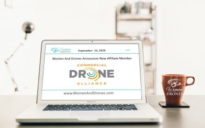 Women and Drones Announces New Affiliate Member Commercial Drone Alliance