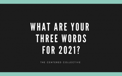 2021 Health Roadmap: What is ONE thing you want to change this year?