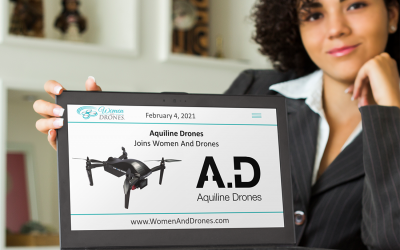 Aquiline Drones Partners with Women and Drones