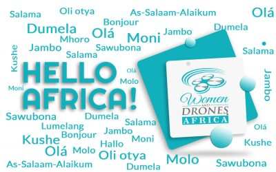 Women And Drones Launches International Chapter
