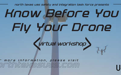 North Texas UAS Task Force Offers Free Drone Workshop