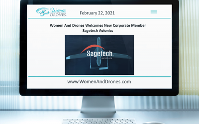 Sagetech Avionics Joins Women And Drones As New Corporate Member