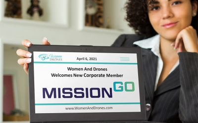 Women and Drones Welcomes New Corporate Member MissionGO